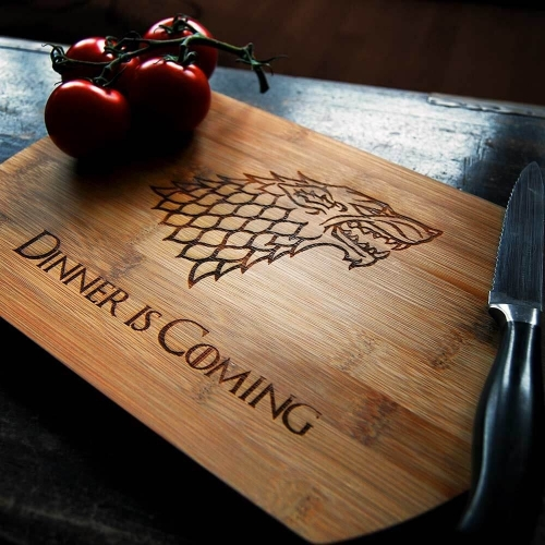 Deska do Krojenia - Dinner is Coming