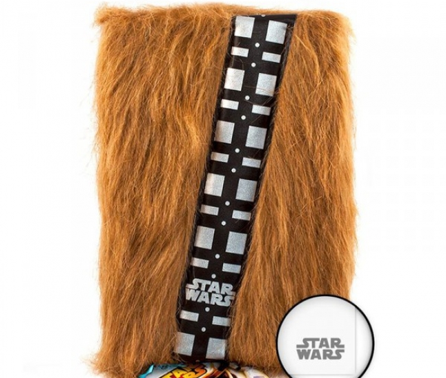 Notes Star Wars: Chewbacca